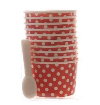 Ice Cream Cup Set (10's)