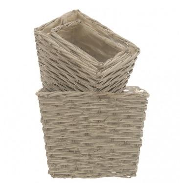SQ baskets 3 piece set