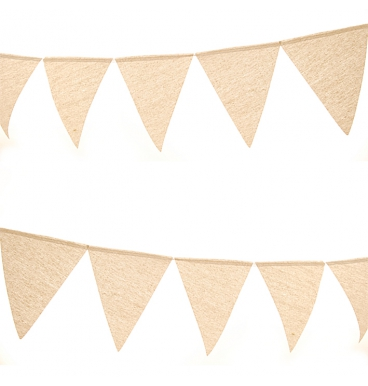 Cotton bunting neutral