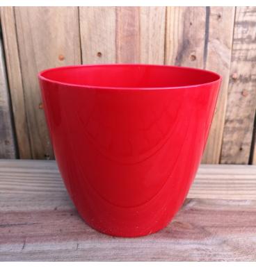 Red flower pot Ella