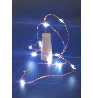 Lit copper lights LED