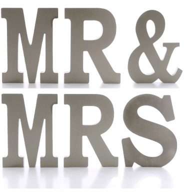 Mr and Mrs set for wedding events